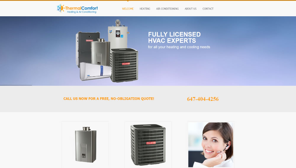 Thermal Comfort Ltd.
