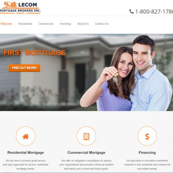 LECOM Mortgage Brokers Inc